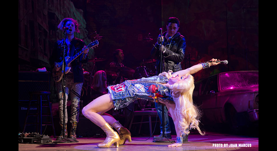 Hedwig on Broadway